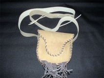 Quality Fringed Possibles Bag